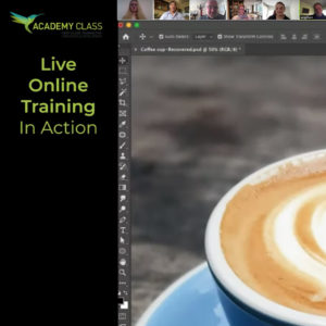 Live Online Training at Academy Class