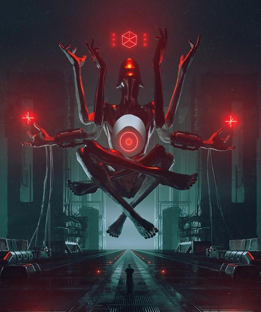 Cyberpunk-Art-Illustrations-and-Design10