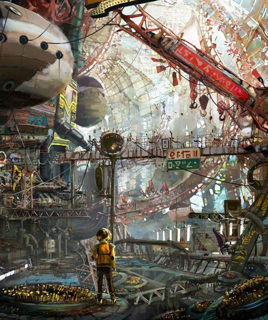 Cyberpunk-Art-Illustrations-and-Design13