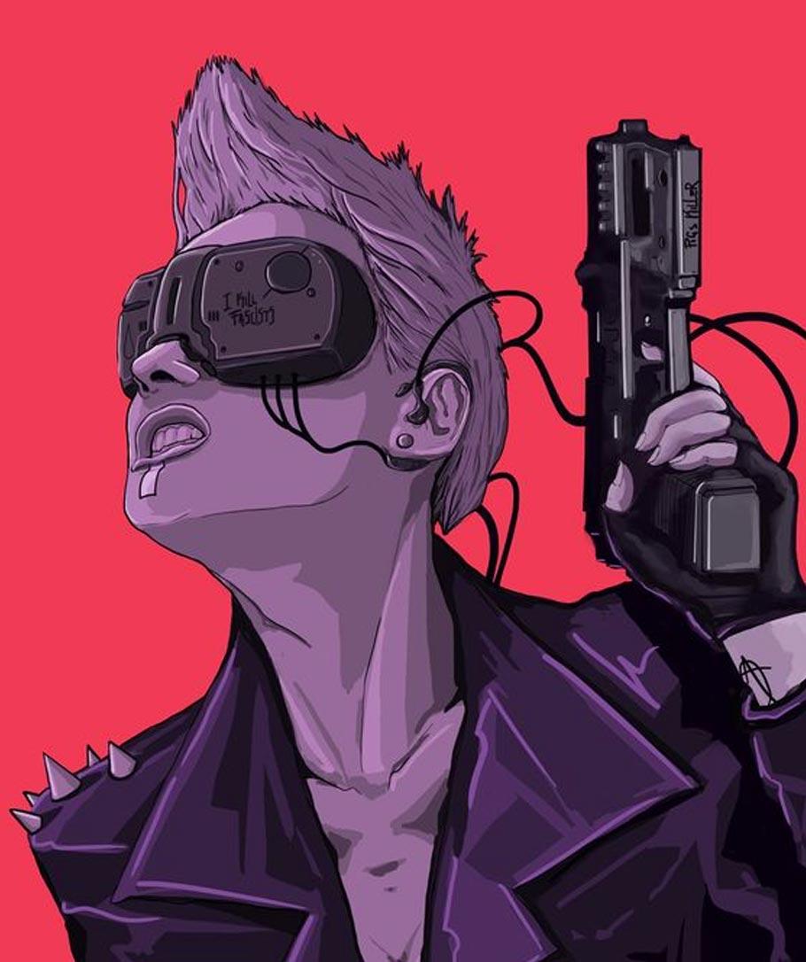 Cyberpunk-Art-Illustrations-and-Design17