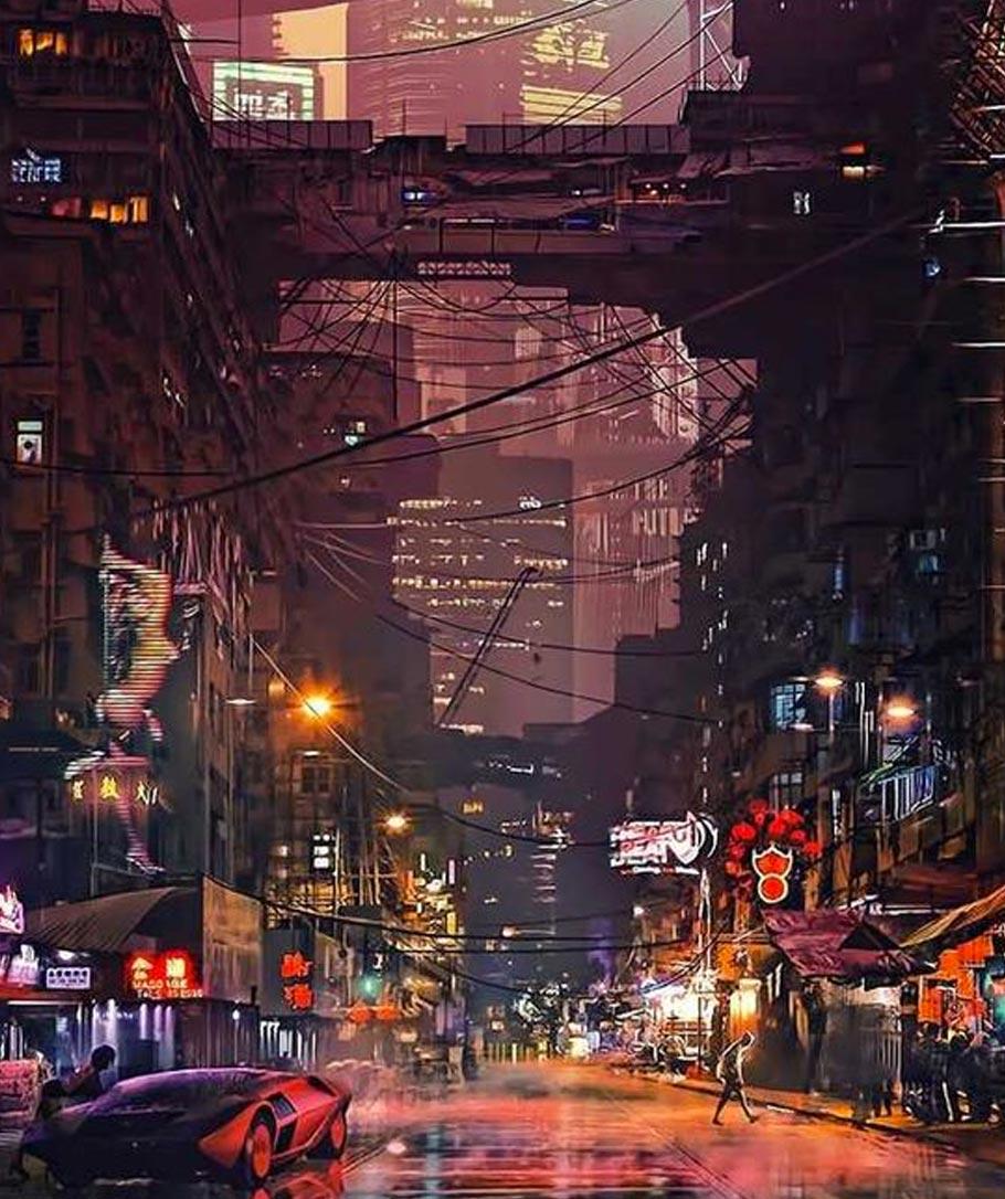 Cyberpunk-Art-Illustrations-and-Design23