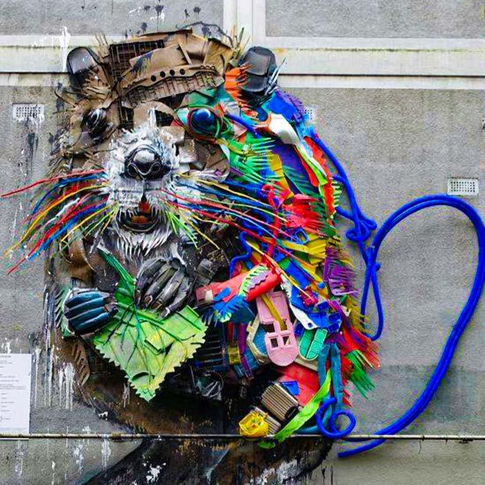 guerilla art genres