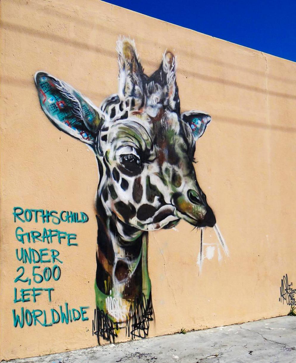 Street art by Mar1one