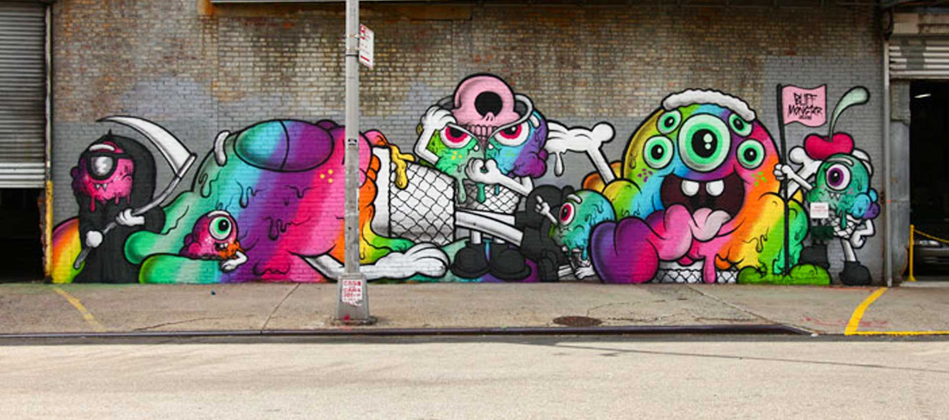street art in South Africa