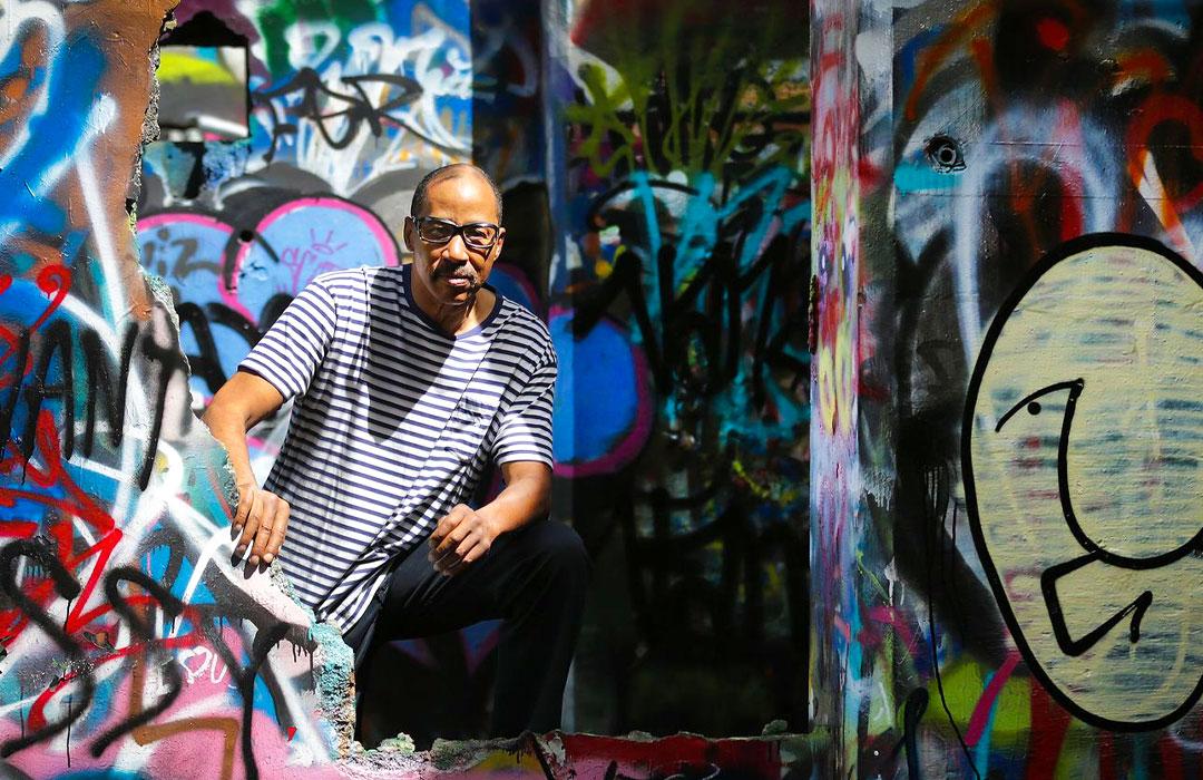 South African artist Cornbread