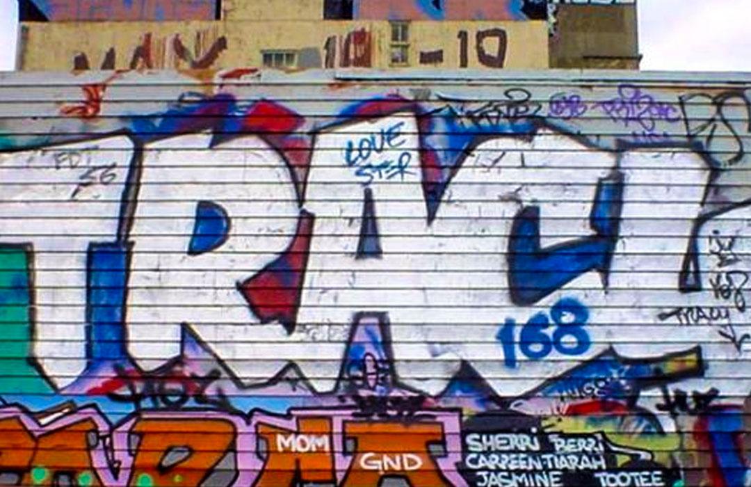 Graffiti by Tracy